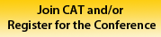 Join CAT and or register for the conference